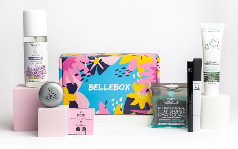Нашата 100% биологична флорална вода от лавандула е сред продуктите, които ще откриете в майското издание на Bellebox